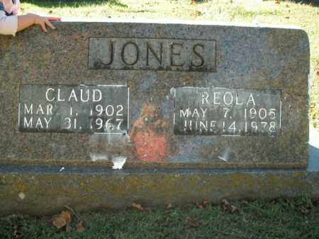 JONES, REOLA - Boone County, Arkansas | REOLA JONES - Arkansas Gravestone Photos
