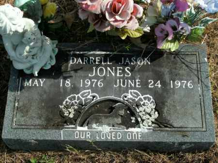 JONES, DARRELL JASON - Boone County, Arkansas | DARRELL JASON JONES - Arkansas Gravestone Photos