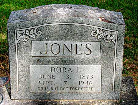 JONES, DORA L. - Boone County, Arkansas | DORA L. JONES - Arkansas Gravestone Photos