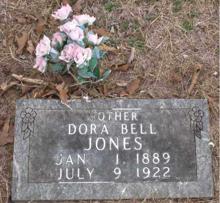 JONES, DORA BELL - Boone County, Arkansas | DORA BELL JONES - Arkansas Gravestone Photos