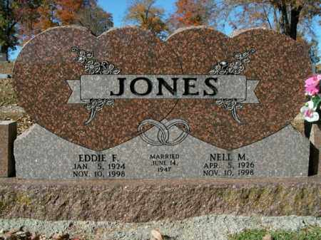 JONES, NELL M. - Boone County, Arkansas | NELL M. JONES - Arkansas Gravestone Photos