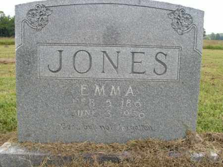 JONES, EMMA - Boone County, Arkansas | EMMA JONES - Arkansas Gravestone Photos