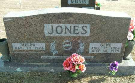 JONES, GENE - Boone County, Arkansas | GENE JONES - Arkansas Gravestone Photos