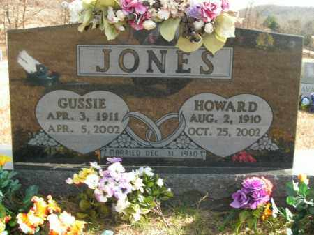 JONES, GUSSIE - Boone County, Arkansas | GUSSIE JONES - Arkansas Gravestone Photos