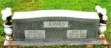 JONES, BEN E. - Boone County, Arkansas | BEN E. JONES - Arkansas Gravestone Photos