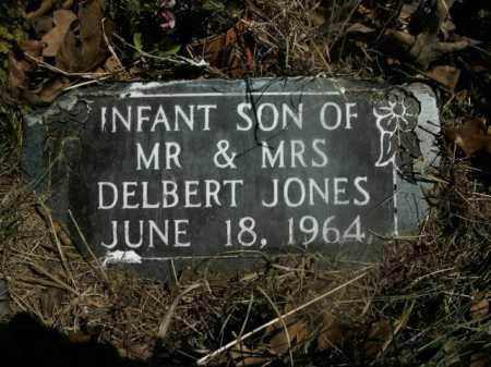 JONES, INFANT SON - Boone County, Arkansas | INFANT SON JONES - Arkansas Gravestone Photos