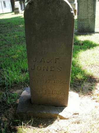 JONES, INFANT DAUGHTER - Boone County, Arkansas | INFANT DAUGHTER JONES - Arkansas Gravestone Photos