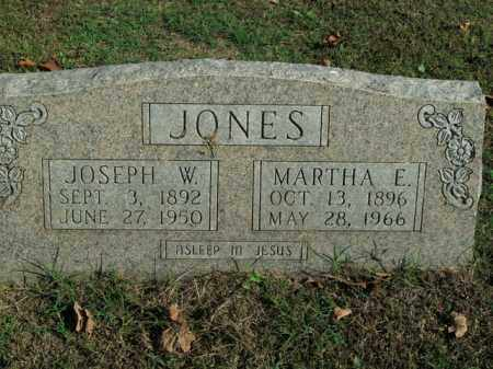JONES, JOSEPH W. - Boone County, Arkansas | JOSEPH W. JONES - Arkansas Gravestone Photos