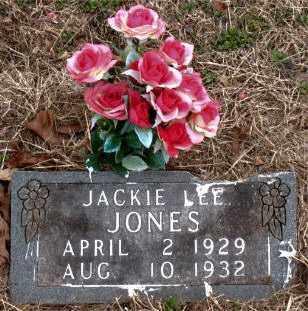JONES, JACKIE  LEE - Boone County, Arkansas | JACKIE  LEE JONES - Arkansas Gravestone Photos