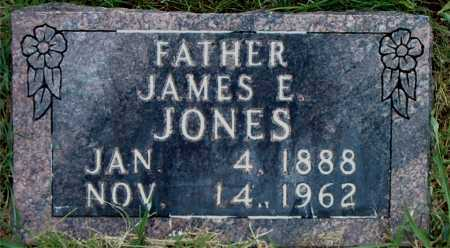 JONES, JAMES E - Boone County, Arkansas | JAMES E JONES - Arkansas Gravestone Photos