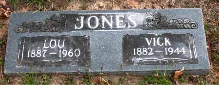 JONES, LOU - Boone County, Arkansas | LOU JONES - Arkansas Gravestone Photos