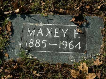 JONES, MAXEY F. - Boone County, Arkansas | MAXEY F. JONES - Arkansas Gravestone Photos
