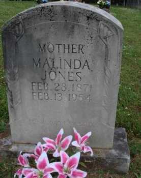 JONES, MALINDA - Boone County, Arkansas | MALINDA JONES - Arkansas Gravestone Photos