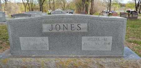 JONES, NARVIL W - Boone County, Arkansas | NARVIL W JONES - Arkansas Gravestone Photos