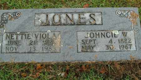 JONES, NETTIE VIOLA - Boone County, Arkansas | NETTIE VIOLA JONES - Arkansas Gravestone Photos