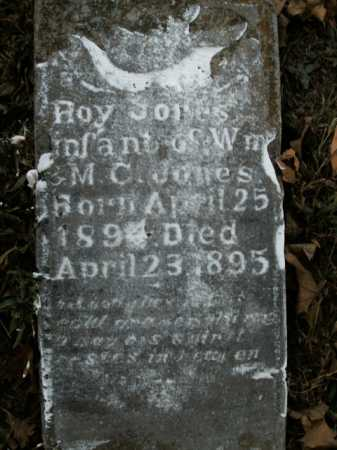 JONES, ROY - Boone County, Arkansas | ROY JONES - Arkansas Gravestone Photos