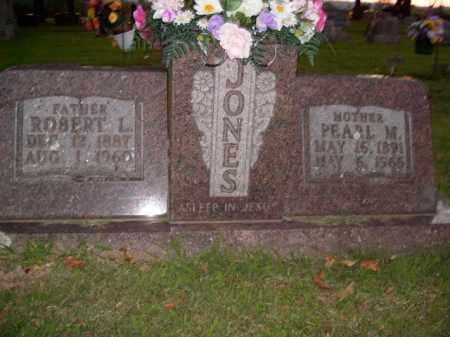 JONES, ROBERT L. - Boone County, Arkansas | ROBERT L. JONES - Arkansas Gravestone Photos