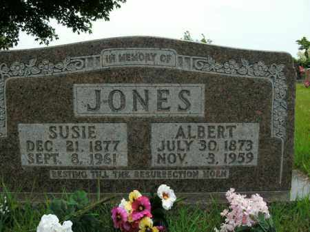 JONES, ALBERT - Boone County, Arkansas | ALBERT JONES - Arkansas Gravestone Photos