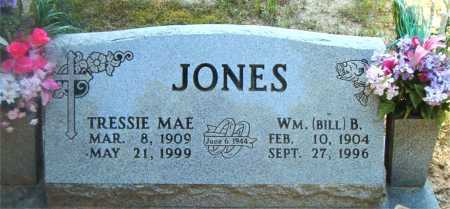 JONES, TRESSIE MAE - Boone County, Arkansas | TRESSIE MAE JONES - Arkansas Gravestone Photos