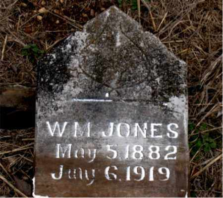 JONES, W.  M. - Boone County, Arkansas | W.  M. JONES - Arkansas Gravestone Photos