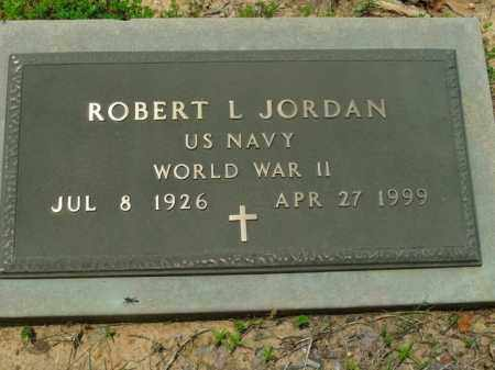 JORDAN  (VETERAN WWII), ROBERT L. - Boone County, Arkansas | ROBERT L. JORDAN  (VETERAN WWII) - Arkansas Gravestone Photos