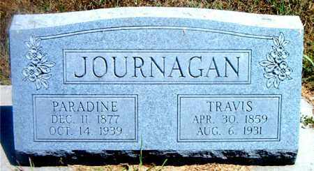 JOURNAGAN, PARADINE - Boone County, Arkansas | PARADINE JOURNAGAN - Arkansas Gravestone Photos