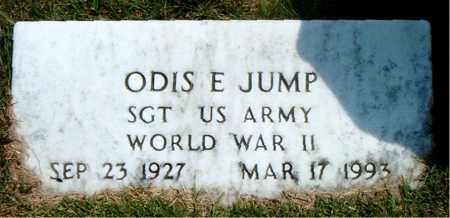 JUMP  (VETERAN WWII), ODIS E. - Boone County, Arkansas | ODIS E. JUMP  (VETERAN WWII) - Arkansas Gravestone Photos