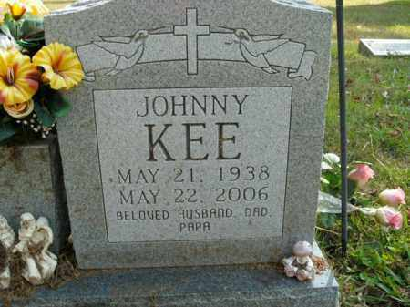 KEE, JOHNNY - Boone County, Arkansas | JOHNNY KEE - Arkansas Gravestone Photos