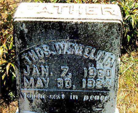 KEELING, THOMAS W. - Boone County, Arkansas | THOMAS W. KEELING - Arkansas Gravestone Photos