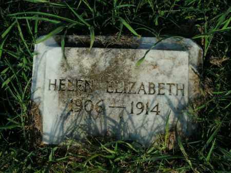 KEESEE, HELEN ELIZABETH - Boone County, Arkansas | HELEN ELIZABETH KEESEE - Arkansas Gravestone Photos
