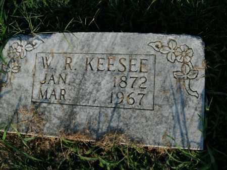 KEESEE, W.R. - Boone County, Arkansas   W.R. KEESEE - Arkansas Gravestone Photos