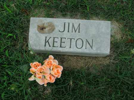 KEETON, JIM - Boone County, Arkansas | JIM KEETON - Arkansas Gravestone Photos