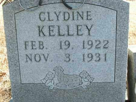 KELLEY, CLYDINE - Boone County, Arkansas | CLYDINE KELLEY - Arkansas Gravestone Photos