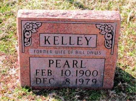 KELLEY, PEARL LEE - Boone County, Arkansas | PEARL LEE KELLEY - Arkansas Gravestone Photos
