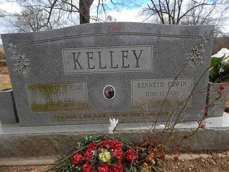 KELLEY, VELMA GERTRUDE - Boone County, Arkansas | VELMA GERTRUDE KELLEY - Arkansas Gravestone Photos