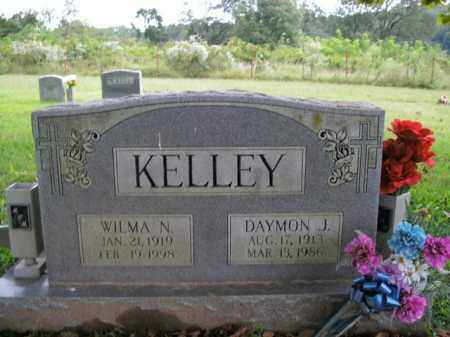 KELLEY, DAYMON JACKSON - Boone County, Arkansas | DAYMON JACKSON KELLEY - Arkansas Gravestone Photos