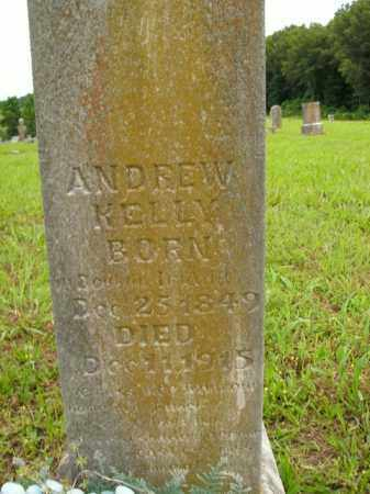 KELLY, ANDREW - Boone County, Arkansas | ANDREW KELLY - Arkansas Gravestone Photos