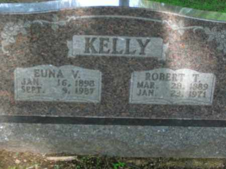 KELLY, EUNA VELMA - Boone County, Arkansas | EUNA VELMA KELLY - Arkansas Gravestone Photos