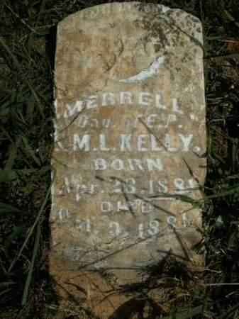 KELLY, MERRELL - Boone County, Arkansas | MERRELL KELLY - Arkansas Gravestone Photos