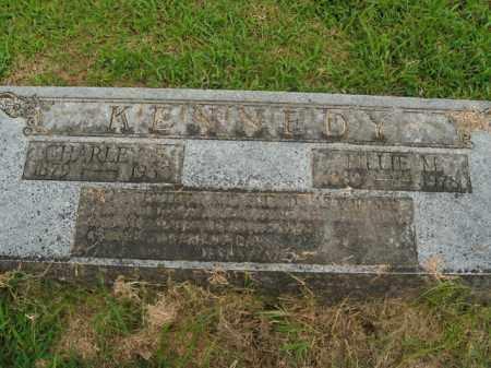 KENNEDY, CHARLEY E. - Boone County, Arkansas   CHARLEY E. KENNEDY - Arkansas Gravestone Photos
