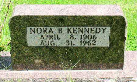 KENNEDY, NORA B. - Boone County, Arkansas | NORA B. KENNEDY - Arkansas Gravestone Photos
