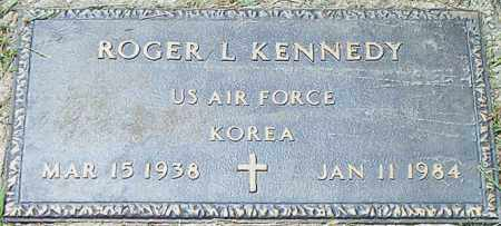 KENNEDY  (VETERAN KOR), ROGER L - Boone County, Arkansas | ROGER L KENNEDY  (VETERAN KOR) - Arkansas Gravestone Photos