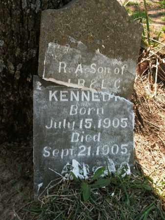 KENNEDY, R.A. - Boone County, Arkansas | R.A. KENNEDY - Arkansas Gravestone Photos