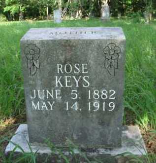 KEYS, ROSE - Boone County, Arkansas | ROSE KEYS - Arkansas Gravestone Photos