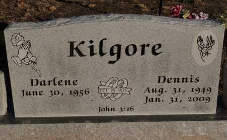 KILGORE, DENNIS - Boone County, Arkansas | DENNIS KILGORE - Arkansas Gravestone Photos