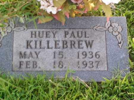 KILLEBREW, HUEY PAUL - Boone County, Arkansas | HUEY PAUL KILLEBREW - Arkansas Gravestone Photos