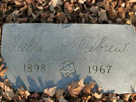 KILLEBREW, STELLA - Boone County, Arkansas | STELLA KILLEBREW - Arkansas Gravestone Photos