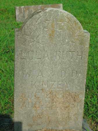 KIMZEY, LOLA RUTH - Boone County, Arkansas | LOLA RUTH KIMZEY - Arkansas Gravestone Photos