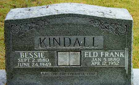 KINDALL, FRANK - Boone County, Arkansas | FRANK KINDALL - Arkansas Gravestone Photos