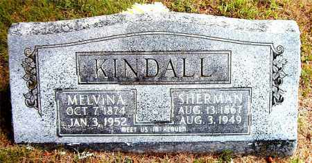 KINDALL, SHERMAN - Boone County, Arkansas | SHERMAN KINDALL - Arkansas Gravestone Photos